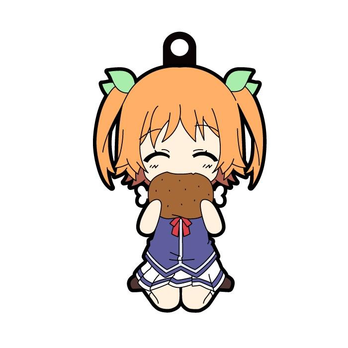 ぴくりる! 俺の彼女と幼なじみが修羅場すぎる トレーディングストラップ  #anime 春咲千和お肉~ver.