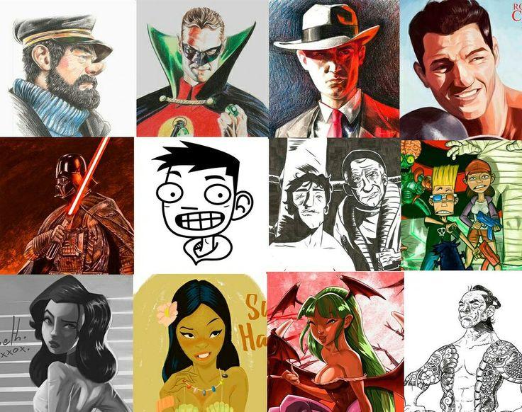 Ascdman's collage