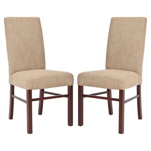 Joss U0026 Main: $221 (set Of 2) Revere Dining Chair In Beige