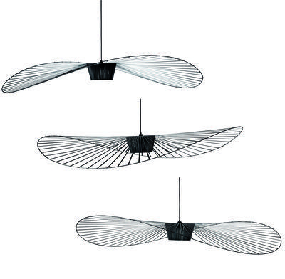 Suspension Vertigo Small / Ø 140 cm Noir - Petite Friture