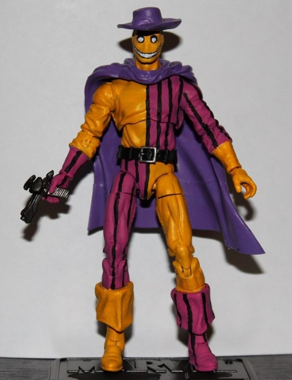 "3.75"" Madcap Figure By IronWill - Marvel - MarvelousNews.com"