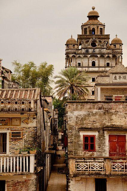 Kaiping, Guangdong Province, China