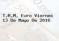 http://tecnoautos.com/wp-content/uploads/imagenes/trm-euro/thumbs/trm-euro-20160513.jpg TRM Euro Colombia, Viernes 13 de Mayo de 2016 - http://tecnoautos.com/actualidad/finanzas/trm-euro-hoy/trm-euro-colombia-viernes-13-de-mayo-de-2016/