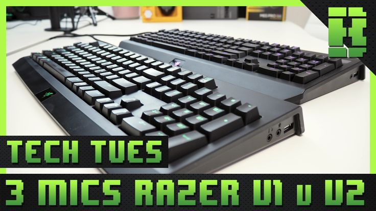 @Razer #Razer #Razerblackwidow #Blackwidowv2 #Review #GamingHardware #TechTues  This is part of my Tech Tuesday Videos where each Tuesday I release videos Reviews Unboxing and Giving my first impressions on how I find them. This week is on The Razer Blackwidow Chroma v2 Yellow Switch Mechanical Keyboard vs The Razer Backwidow Chroma v1 Stealth Orange Switch. Razer Blackwidow Chroma v2 Green Link @ http://ift.tt/2kSXXiT The Razer Blackwidow comes with Green Orange and Yellow Switches Designed…