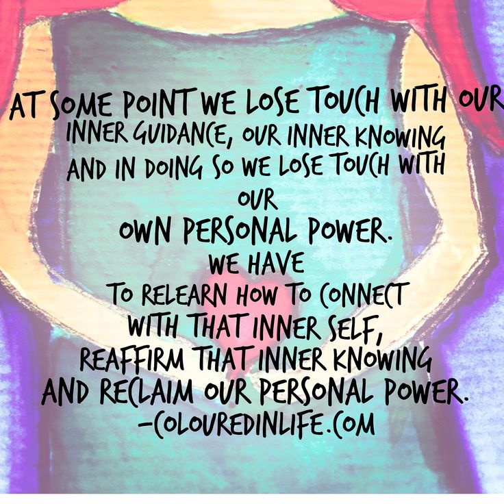 Rediscover, Remember, Reclaim, Reaffirm, Reveal. It's already there - inside you - it's time to make the connection again. Your Personal Power has never been lost - only the connection has been lost. Click on image to find out how you can remember.