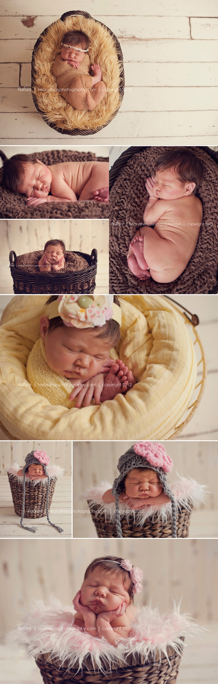 Newborn | Des Moines, Iowa Photographer, Darcy Milder | His & Hers