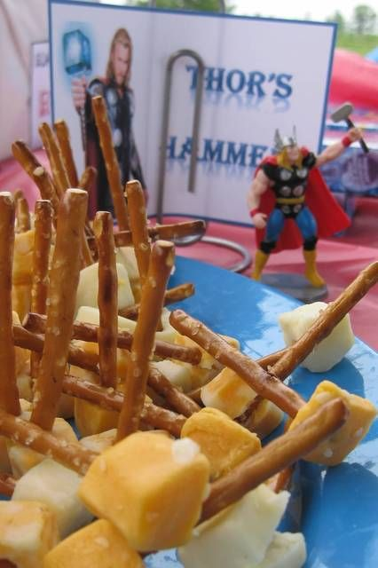 "Photo 17 of 24: The Avengers / Birthday ""Avengers Assemble!"" 