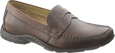 $112.95 - Hush Puppies Axis (Men's) - Brown Leather #Hush Puppies #fashion #shoes #accessories #womens #mens #clothing