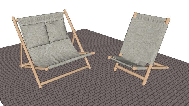 CHAIR-P-01 - 3D Warehouse