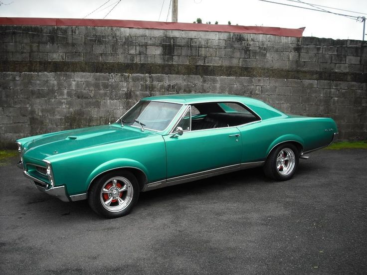 """1967 GTO 