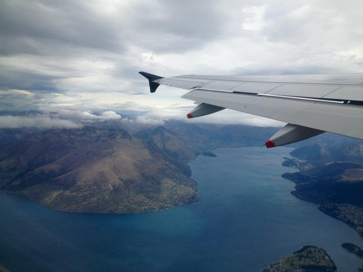 Leaving Queenstown...