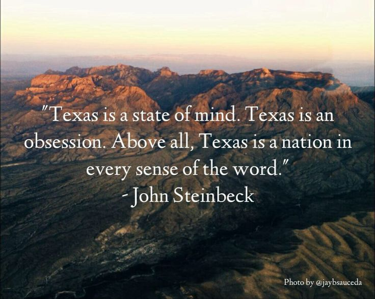 & God Bless Texas