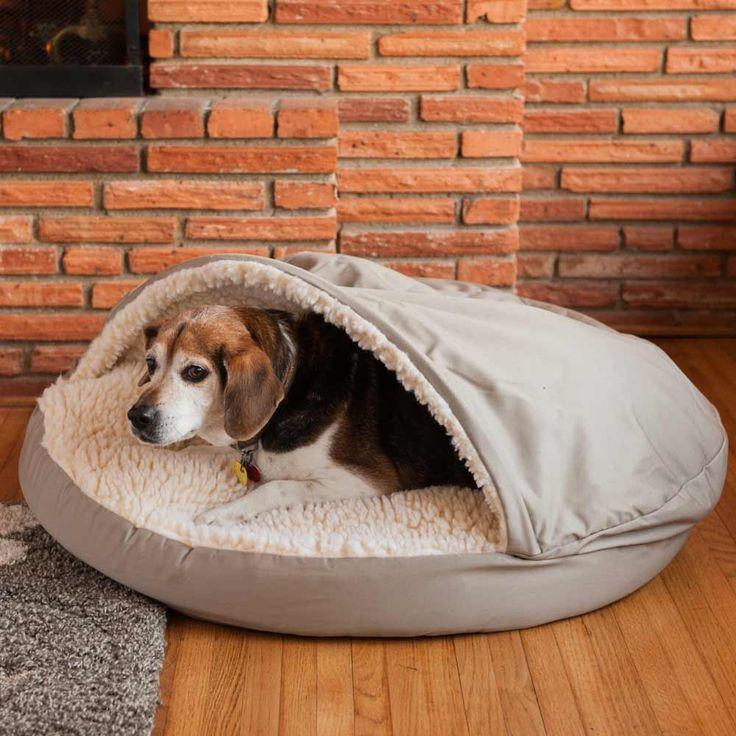 Snoozer Luxury Orthopedic Cozy Cave Dog Bed w/ Microsuede