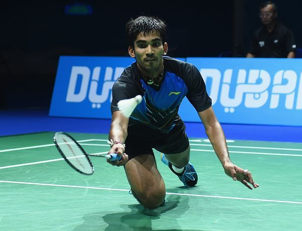 Bwfworldchampionship Kidambisrikanth Comes From Behind To Defeat Abian In Second Round Badminton Match Between K Latest Sports News Sports Badminton Match