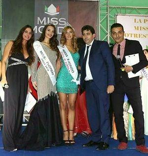 Una napoletana doc, Benedicta Inglese, ha vinto la tappa regionale di Miss Mondo che si è svolta ad Airola (Benevento) ed è stata presentata da Barbara Chiappini ed Antonio Esposito. #MissMondoCampania