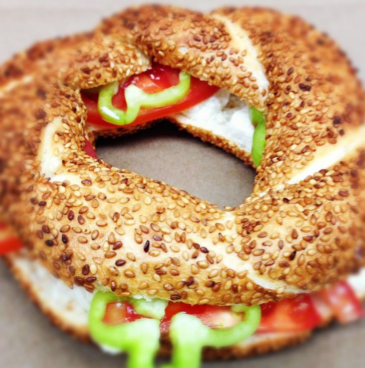 Ancient Bagel Predecessor: Turkish Simit | Food Republic