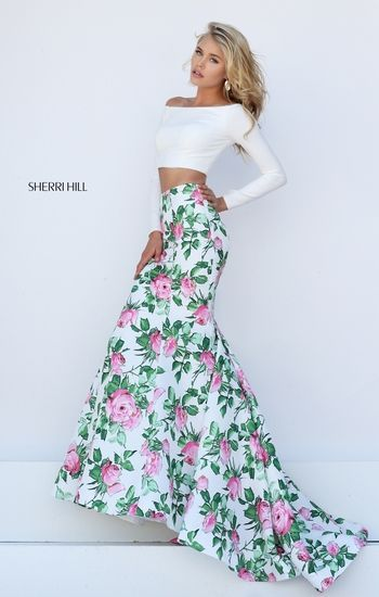 Find amazing Sherri Hill designs at Pure Couture Prom! One of Ohio's largest prom and pageant retailers!: