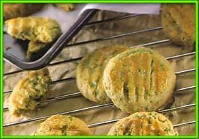 Resep Kue Natal Cookies Kacang Polong Enak