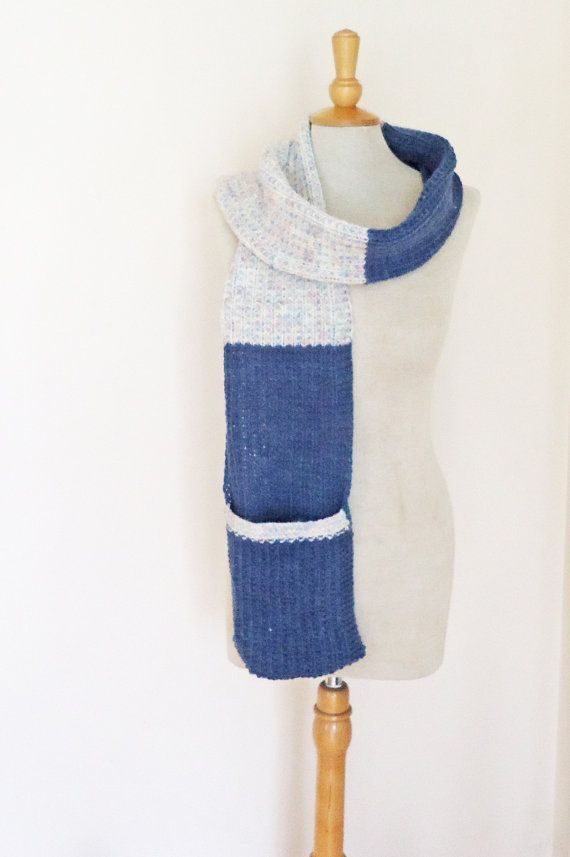 1000+ images about Knitted scarves, shawls & cowls on ...