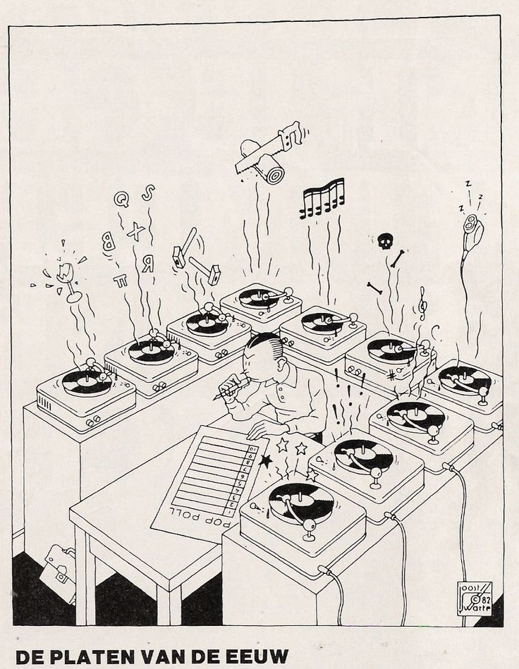 Oor - elpees van de eeuw (1987)  joost swarte