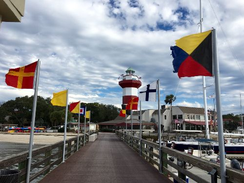Making the Most of Your Sea Pines Gate Pass - 6 sights to be sure to see while on a day pass in Sea Pines, Hilton Head Island (Home of Harbour Town Marina)