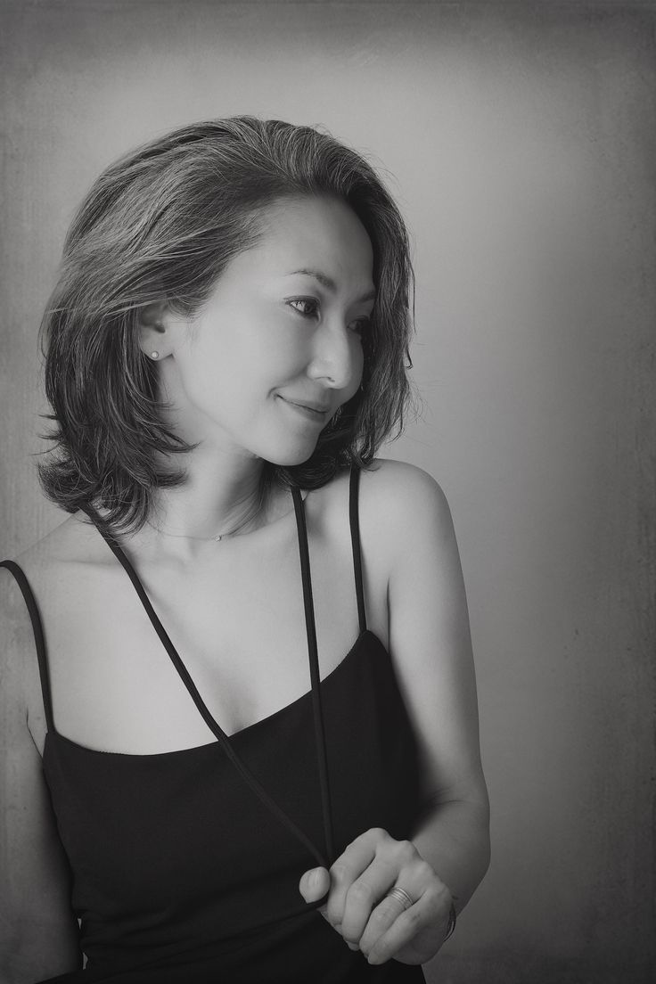 afternoon of life  GrayHairStyle Mayuko Miyahara
