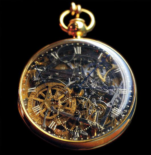 BREGUET No.160 the Seers use these, think golden compass