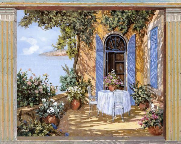 Le porte blu  Guido Borelli