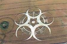 Latest-UFO-Sightings: New Crop Circles from: Germany, UK & Russia