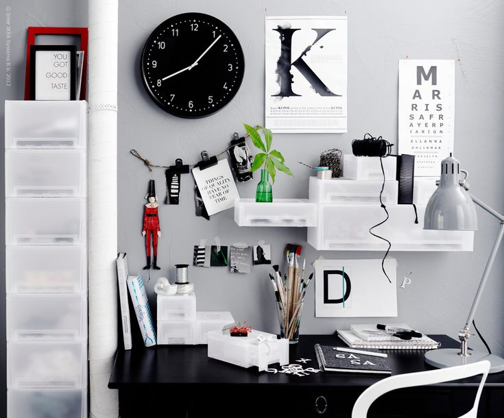 """<3 for my """"office"""" space"""