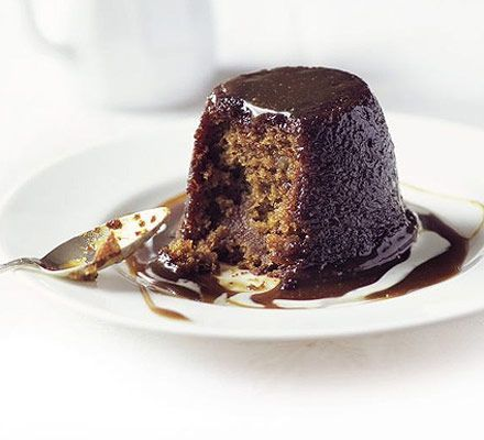 Ultimate sticky toffee pudding | BBC Good Food