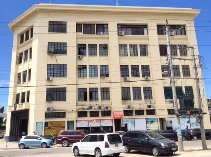 commercial building up for sale ralli house is at the heart of mombasa cbd and