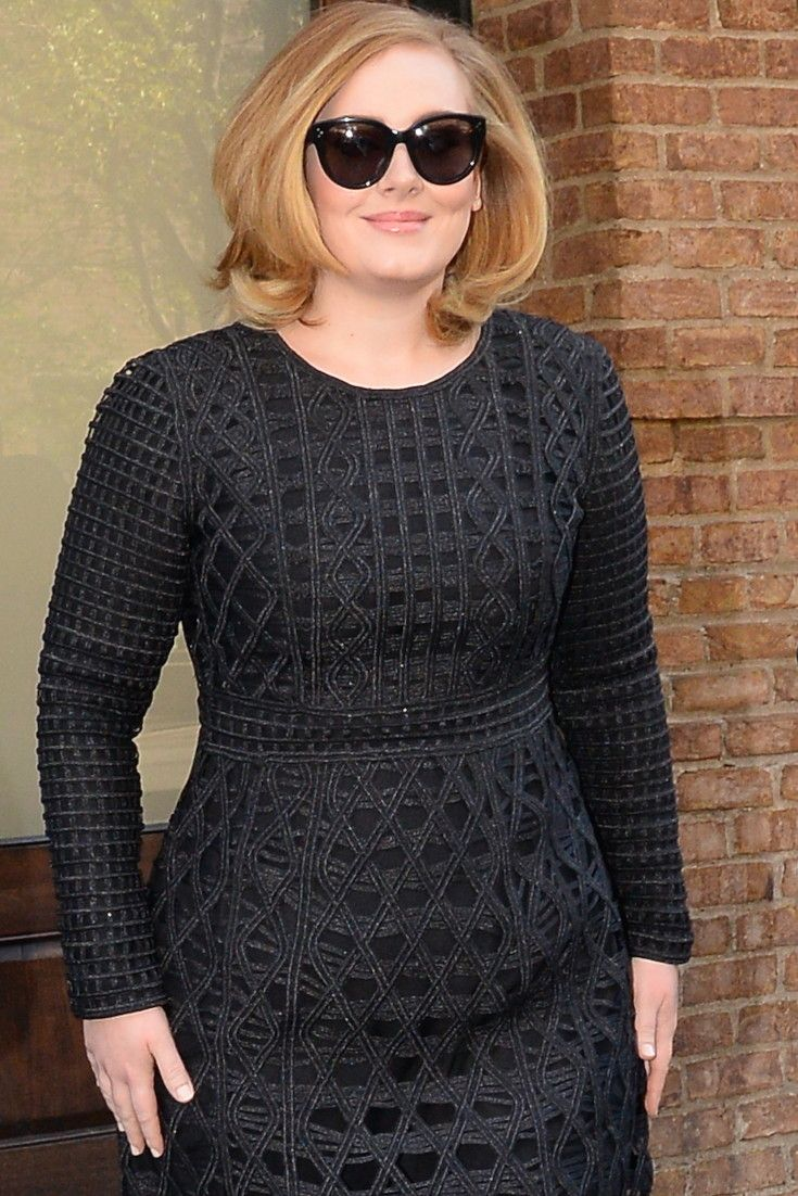 Adele Opens Up About Body Image And Why She Doesn't Let It Affect Her
