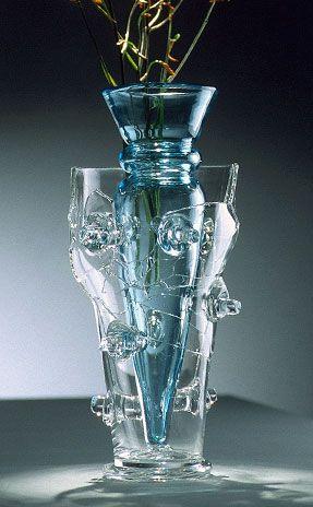 Bořek Šípek - Millennium vase