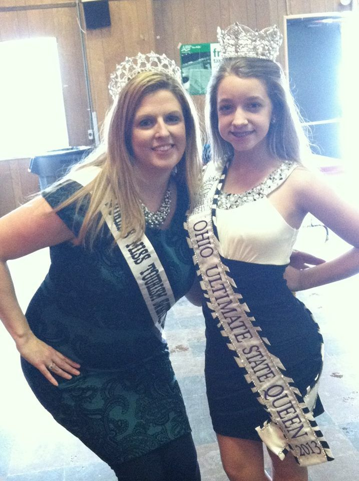 Ads, appearance and community events from our Miss Tourism