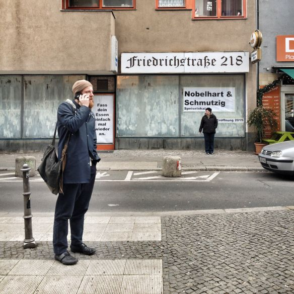 Nobelhart & Schmutzig Billy Wagner - Friedrichstr. 218  Nobelhart & Schmutzig – Das Innenleben des bekanntesten, noch nicht eröffneten Restaurant Deutschlands