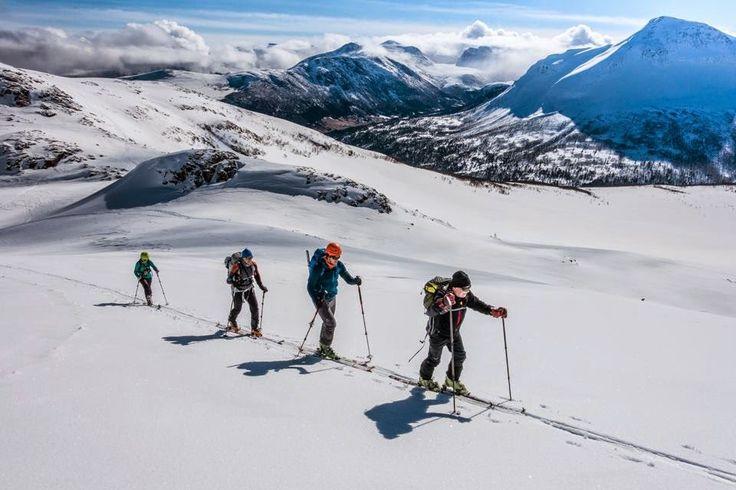 polly_nezjowy świat: Alpy Sunnmøre i norweskie fiordy
