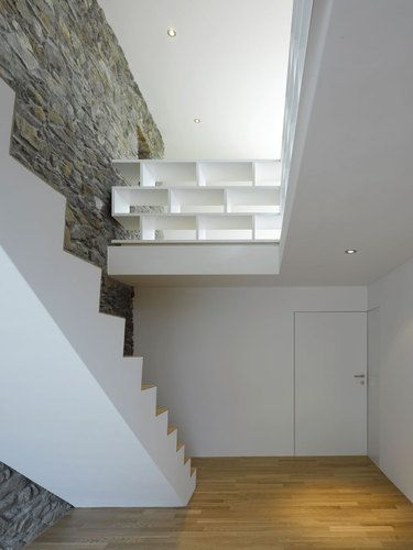 clavienrossier architectes — Transformation in Charrat