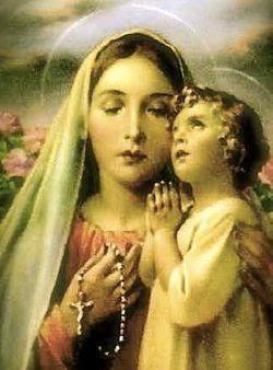 Maria Bunda  Allah