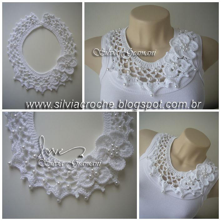 Silvia Gramani      ♪ ♪ ... #inspiration_crochet #diy GB LACE