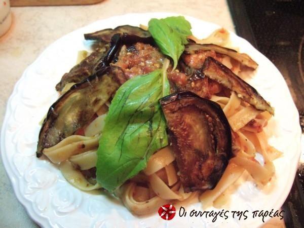 """Μία όπερα στο πιάτο σας: """"Pasta alla Norma"""" #sintagespareas"""