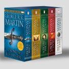 Game of Thrones, 5 vol box - George R. r. Martin - Pocket (9780345540560) - Bøker - CDON.COM
