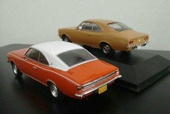Miniaturas 1/43 Opala 1971 / Opala 1978