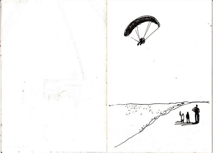 Jebu island in Korea  paragliding - yonacity
