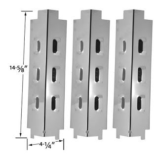 Grillpartszone- Grill Parts Store Canada - Get BBQ Parts,Grill Parts Canada: Thermos Stainless Steel Heat Plate | Replacement 3...