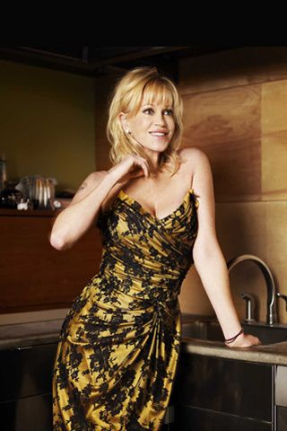 "Melanie Griffith - I wish she would do another another great movie. I loved ""Crazy in Alabama"" and ""Working Girl""."