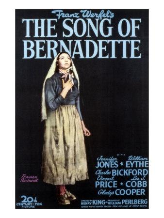 The Song of Bernadette..Jennifer Jones
