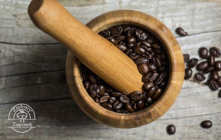 DLA NIEJ peeling kawowy