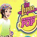 Juego de Soy Luna Patinaje Pop