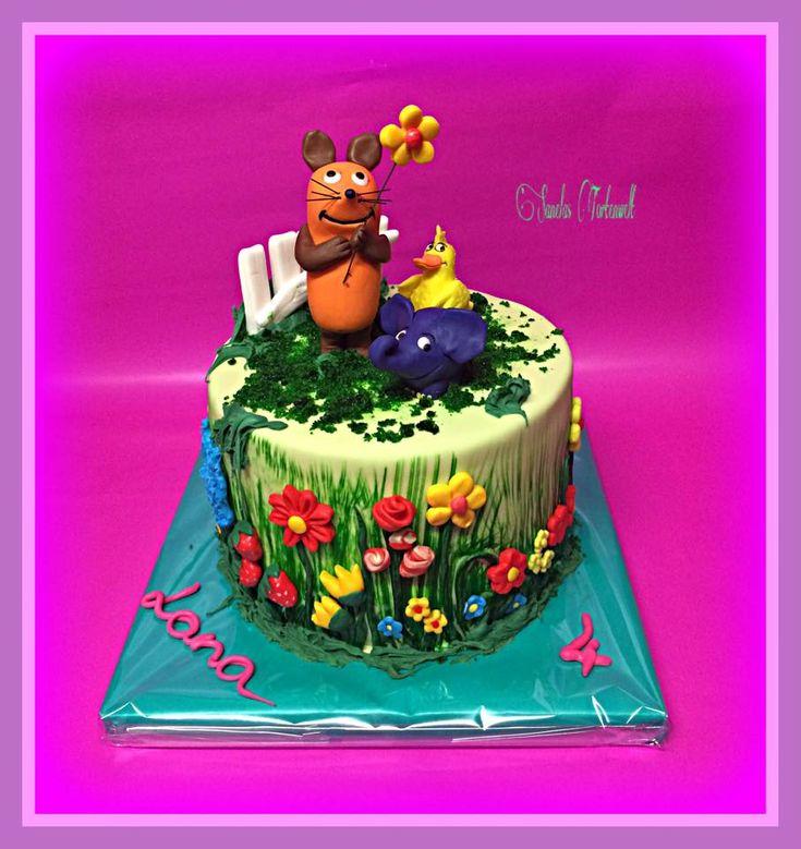 Die Sendung mit der Maus...Torte / Kuchen